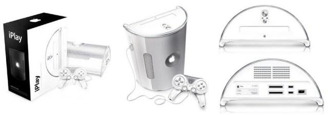 iPlay : la 1ère console de jeux Apple, la dernière création de Steve Jobs!