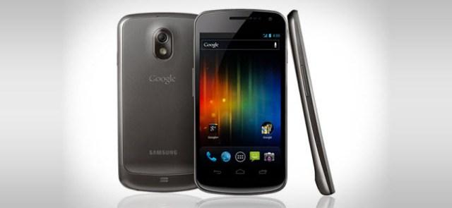Le Samsung Galaxy Nexus en images et en vidéos
