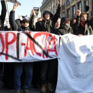 ACTA : de nombreuses manisfestations pour défendre les libertés numériques