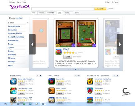 Yahoo! App search1