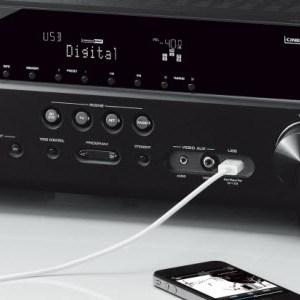 Yamaha : Nouveaux Amplis Tuners Audio Vidéo RX-V373 - RX-V473 et RX-V573