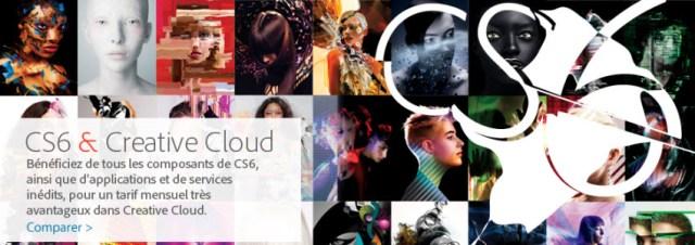 Adobe Creative Suite 6 (CS6) : prix et ouverture des précommandes