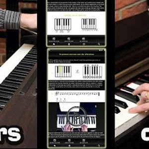 L'apprentissage du piano sur mobile (Smartphones, tablettes...) enfin disponible sur Google Play
