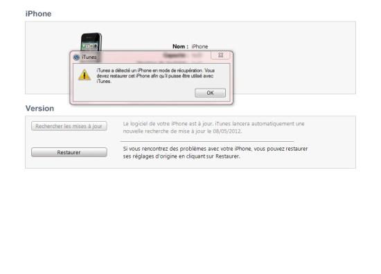 Downgrad iOS 5 photo 17