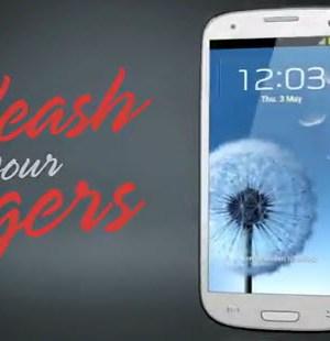 Galaxy S3 : Unleash Your Fingers Next Generation, la suite