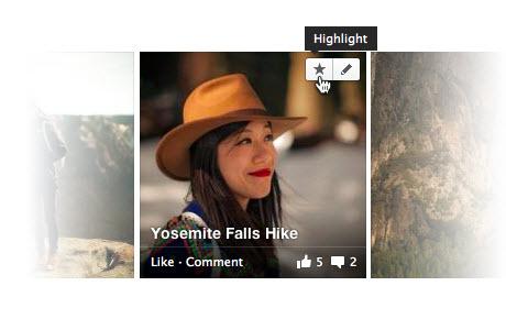 Facebook : une nouvelle présentation pour les photos
