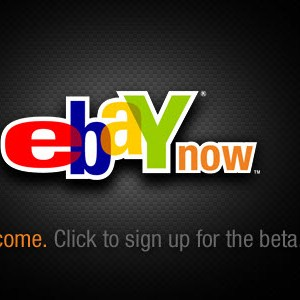 eBay lance la livraison immédiate appellée eBay Now