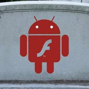 Flash pour Android, c'est fini!