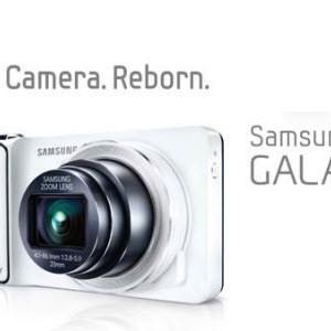 #IFA2012 - Samsung présente le Galaxy Caméra, un APN/Smartphone sous Android
