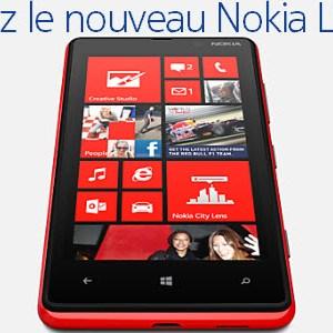 #Nokia présente le #Lumia820