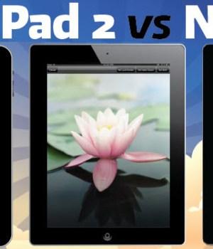 iPad vs iPad 2 vs Nouvel iPad (iPad 3) [infographie]