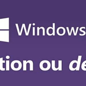 #Windows8 : une véritable innovation ou une impression de déjà-vu? [infographie]