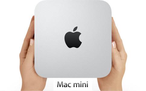 #Keynote #Apple : le nouveau Mac Mini 2012