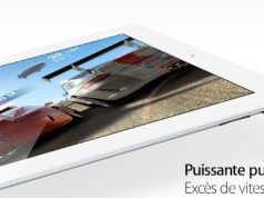 Apple Nouvel iPad