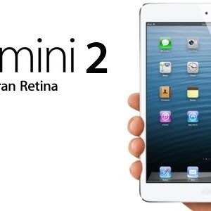 #iPadMini : il serait déjà question de l'iPad Mini 2 avec écran Retina pour la fin 2013!