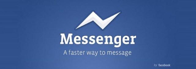 #LeWeb2012 : Facebook Messenger sera accessible sans compte Facebook sous Android