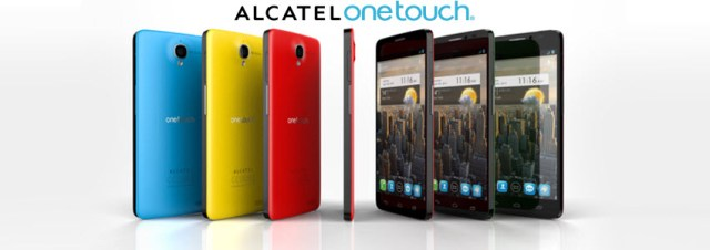 #MWC2013 - Alcatel dévoile le One Touch Idol X