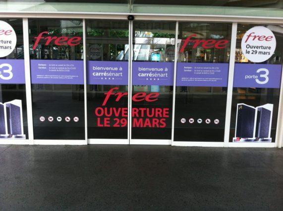 Le Free Center de Carré Sénart ouvrira se portes demain 29 mars à 10h!