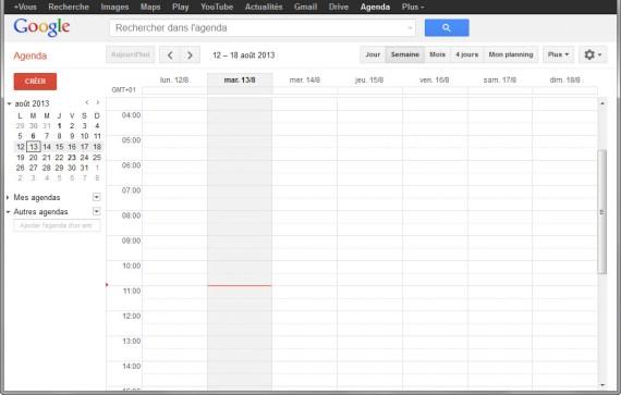 Comment afficher le numéro de la semaine dans le calendrier iPhone sans jailbreak et sans application tierce?