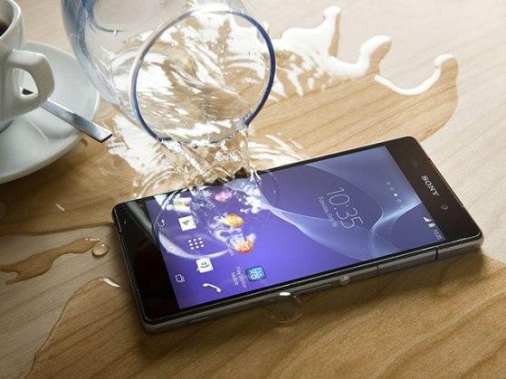 #MWC2014 - Sony lance son nouveau smartphone haut de gamme Xperia Z2