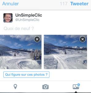 Le partage de 4 photos dans un seul tweet est maintenant disponible pour les versions web et Android de Twitter