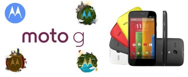Moto G : un entrée de gamme de qualité