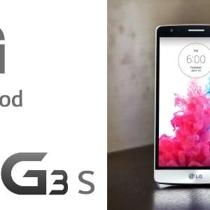 LG G3S ou LG G3 Beat, LG officialise la 1ère déclinaison de son LG G3