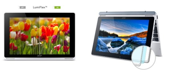 #IFA2014 - Acer annonce 2 tablettes-PC, les Aspire Switch 10 et Aspire Switch 11