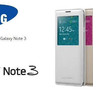 Samsung S View Cover, l'étui officiel du Galaxy Note 3 [Test]
