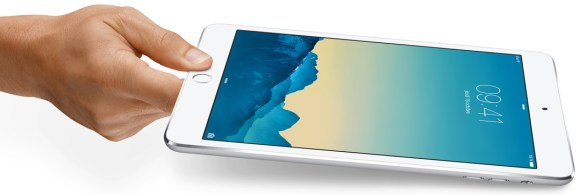 """Apple lance l'iPad Mini 3, un """"simple"""" iPad Mini 2 avec TouchID"""