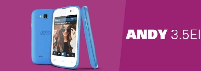 Yezz Andy 3.5EI : un petit smartphone par la taille et les performances [Test]