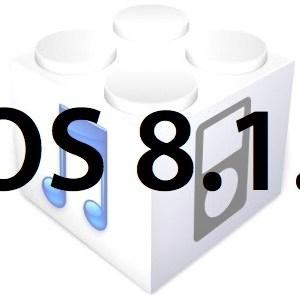 L'iOS 8.1.2 est disponible au téléchargement [liens directs]