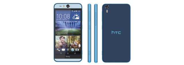 Desire Eye : le selfie phone de chez HTC [Test]