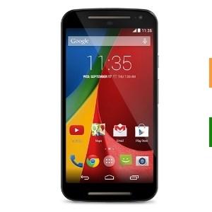 Motorola : mise à jour Lollipop pour les moto G américains et indiens