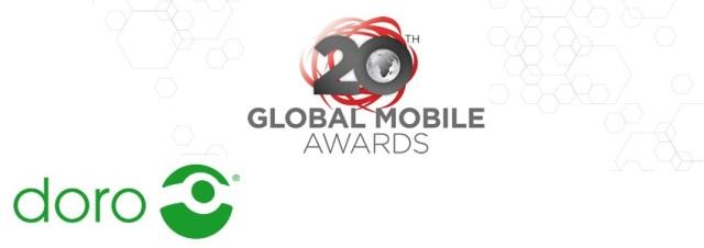 #MWC2015 - Le Doro Liberto 820 récompensé d'un Global Mobile Award