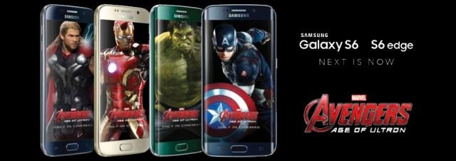 Samsung Galaxy S6 Edge : la version Iron Man sera disponible demain en Corée