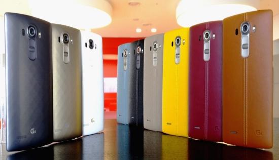 LG : lancement imminent du LG G4