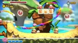 Kirby sur Wii U