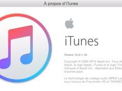 iTunes 12.2.1 est disponible au téléchargement [Liens directs]