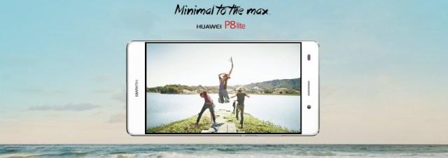 Huawei P8 Lite : un milieu de gamme complet et à petit prix