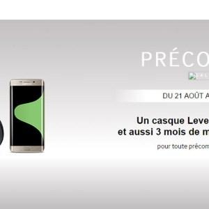 Samsung Galaxy S6 Edge+ : une date de sortie et un cadeau pour toute pré-commande