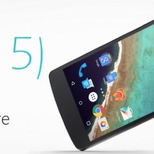 Du nouveau sur les prochains smartphones Nexus : caractéristiques et photo