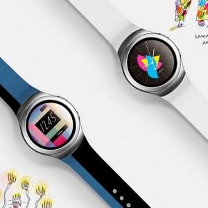 #IFA2015 - Samsung revient sur sa Samsung Gear S2