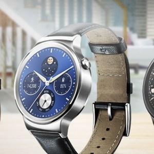 Les montres Huawei Watch sont disponibles...enfin presque