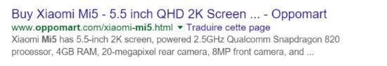 Xiaomi Mi5 : les caractéristiques et le prix ont été dévoilés