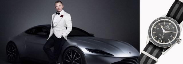 Spectre : l'Aston Martin DB10 de James Bond sera vendue aux enchères