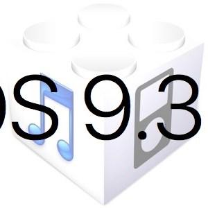 L'iOS 9.3.2 est disponible au téléchargement [liens directs]
