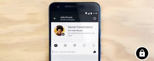 Facebook va proposer le chiffrement des conversations sur Messenger via une fonction