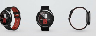 Xiaomi se lance sur le marché des montres connectées avec l'Amazfit Watch