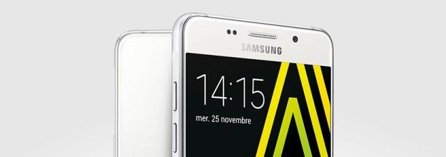 Samsung : les versions 2017 des Galaxy A3, A5 et A7 apparaissent sur le web